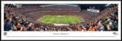 Denver Broncos - 50 Yard - Blakeway Panoramas NFL Posters