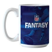 NFL Fantasy Football Sublimated Coffee Mug, 440ml