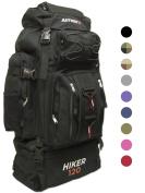 Adtrek 120L Hiker Backpack Extra Large Hiking/Camping Luggage Rucksack
