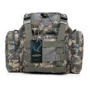 Utility Tactical Waist Pack Military Molle Assault Pouch Trekking Hiking Bum Hip Pocket Ruck Sack Carry Bags