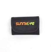 Coohole CPL UV Lens Filter Bag for DJI Mavic PRO Camera Protector Filter Cap Cover, Black