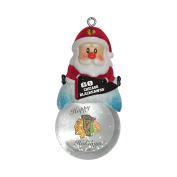 NHL Snow Globe Ornament