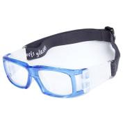 Wonzone Basketball Football Avant-garde Fashion Sports Glasses Antifog Anti Shock Collision Wearable Glasses Sports Goggles