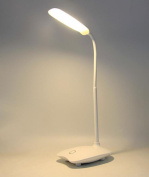 Student Dormitory Energy Saving LED Desk Lamp Office Bedroom Bedside Reading Lamp Eye Protection Lamp,Yellow