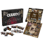Game of Thrones Cluedo Game