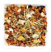 Tealyra - Ice Cider - Mango Mate Fruit Tea - Loose Leaf Tea - Caffeine Free - 120ml/112g
