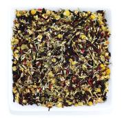 Tealyra - Sugar Detox - Hibiscus & Licorice - Wellness Chamomile - Herbal Tea - Loose Leaf Tea - Caffeine Free - Organic - 120ml/112g