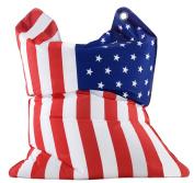 Sitting Bull - Fashion Bull Stars & Stripes