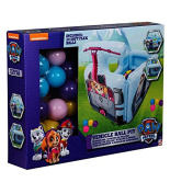 Paw Patrol Skye Inflatable Vehicle Ball Pit with 15 Balls