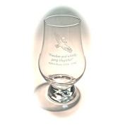 Glencairn Robert Burns Whiskey Glass Made in Scotland