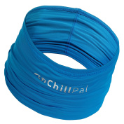 Chill Pal Multi Style Cooling Band - Full Size - 12 Ways To Wear