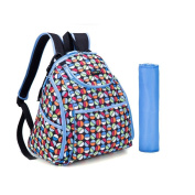 Fumee Cute Backpack Nappy Bag Baby Changing Bag Travel Backpack Nappy Backpack with Changing Mat