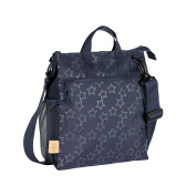 Lassig Casual Buggy Bag, Reflective Star, Navy