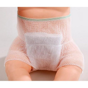 5 Pcs/package Nappy Pants Summer Breathable Mesh Nappy Cover