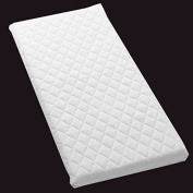 Safety Mattress for SnuzPod 3 in 1 Bedside Crib