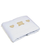 Winter cover for Cot Toffi Nanan N1211 Blue