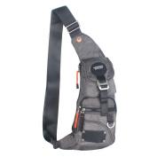 Innturt Nylon Sling Bag Daypack Chest Bag Messenger Backpack Outdoor