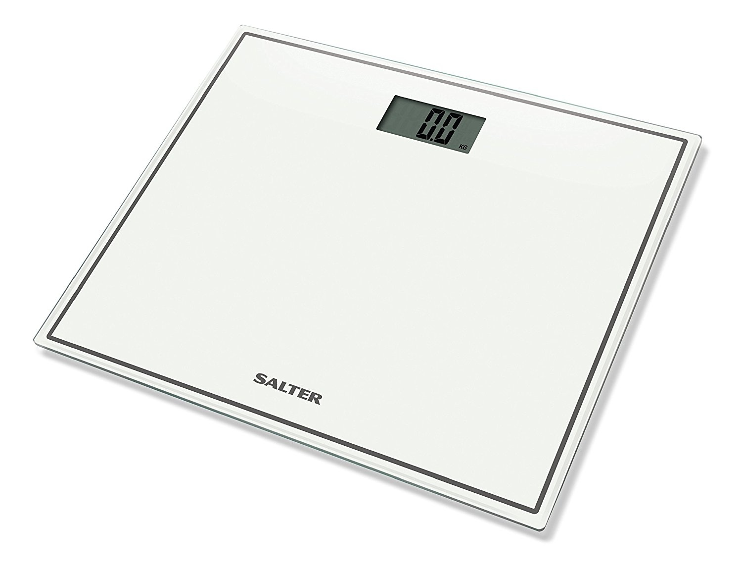 Sensational Salter 9207 Wh3R Compact Glass Electronic Bathroom Scale White Download Free Architecture Designs Momecebritishbridgeorg