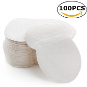 StillCool 100PCS Underarm Armpit Sweat Perspiration Pads