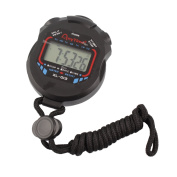 Aoozet Digital Handheld Multi-function Professional Electronic Chronograph Sports Stopwatch Timer Stop Watch