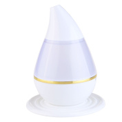 USB Ultrasonic Mist Humidifier Aromatherapy Essential Oil Diffuser 7 Colours LED Aroma Purifier
