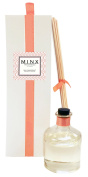 Pink Grapefruit Scented Reed Diffuser Set by MINX Fragrances | With hints of Natural Orange | Great Kitchen Air Freshener | The Perfect Gift for Mom!
