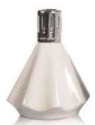 WHITE DANCER Lampair Fragrance Lamp by Millefiori Milano