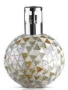 MOTHER of PEARL Mosaic Lampair Fragrance Lamp by Millefiori Milano