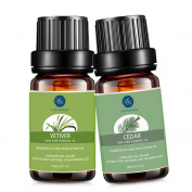 Essential Oil Set, Premium Therapeutic Aromatherapy Oils Top 2 Kit
