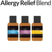 VIAJE™ Essential Oil 15 ml ALLERGY RELIEF Three Pack
