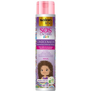 Linha Tratamento (SOS Cachos) Salon Line - Condicionador Kids 300 Ml - (Salon Line Treatment