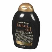 OGX Hydrate + Defrizz Kukui Oil Conditioner, 385ml
