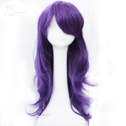 KISS HAIR Cosplay Wig Synthetic Wig Medium Length Wavy Curl Style