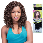 Janet Collection Mambo Open Loop Deep Twist Braid 30cm #1