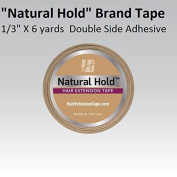 Natural Hold Extension Tape 0.8cm X 6 yard roll