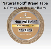 Natural Hold Tape 1.9cm X 12 yard Double Side Adhesive