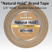Natural Hold Tape 1.9cm X 36 yard Double Side Adhesive