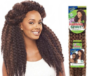 JANET COLLECTION HAVANA SPIRIT 2X HAVANA TWIST BRAID 60cm #27