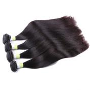 Brazilian Straight Hair 1 Bundle Unprocessed Human Hair