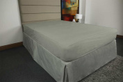 Julian Charles Linen Luxury 180 Thread Count Fitted Sheet - Single