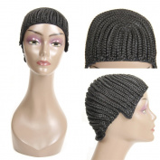Hair Collection Cornrow Express Cap, Straight Back Type, FBA Prime .