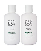 Moroccan Argan Oil Shampoo & Conditioner Bundle