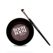 Boom Boom Brow Bar Boostier Brow Powder with Angled Brush, Tina