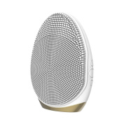 NEW! NION BEAUTY Opus Elite (White/Gold) #1 International Facial Cleansing Brush
