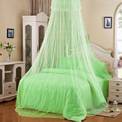 Bodhi2000 Elegant Lace Bed Canopy Netting Round Insect Mosquito Net
