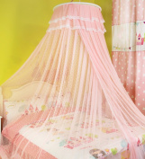 Hanging Dome Mosquito Nets Open Door Princess Landing Insect Bug Protection Bed Canopy Curtain Bed Canopy Curtain