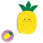 Hello Pineapple Vinyl Coin Purse
