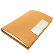 Business Card Holder Card Case Leather RFID - 20 Business Cards or 10 Credit Cards