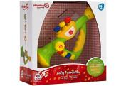 Globo Toys Globo - 5176 25.5 cm Vitamina_G Trumpet with Music and Sound