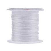 ULTNICE Beading Thread Nylon Elastic Necklace Bracelet Jewellery Thread Cord 0.8mm 10M